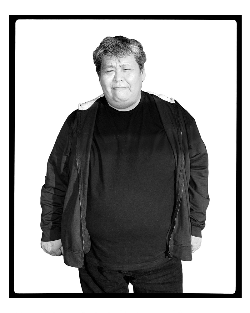 ANDREW QAPPIK (Ottawa, Ontario, Canada, 2014)