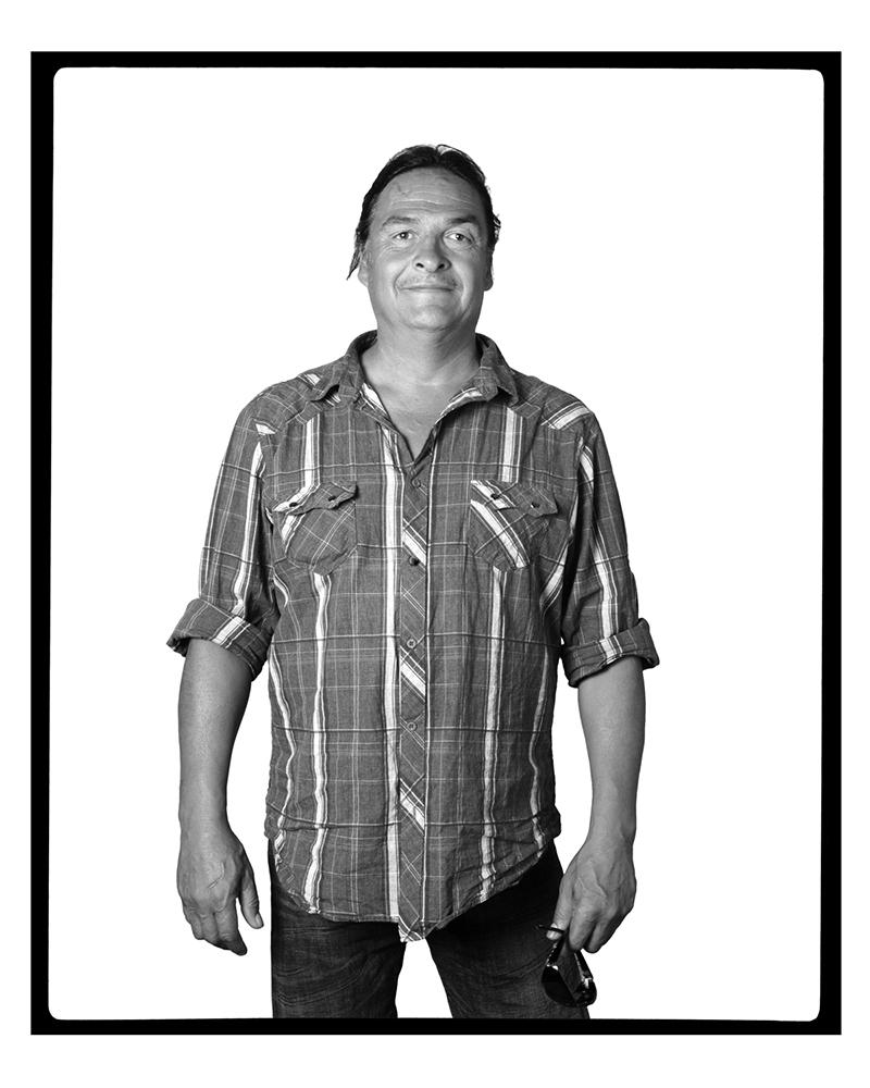 CHARLES RENCOUNTRE (Santa Fe, New Mexico, USA, 2012)