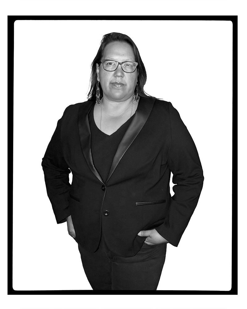 DARLENE NAPONSE (REVEAL Awards, Winnipeg, Manitoba, 2017)