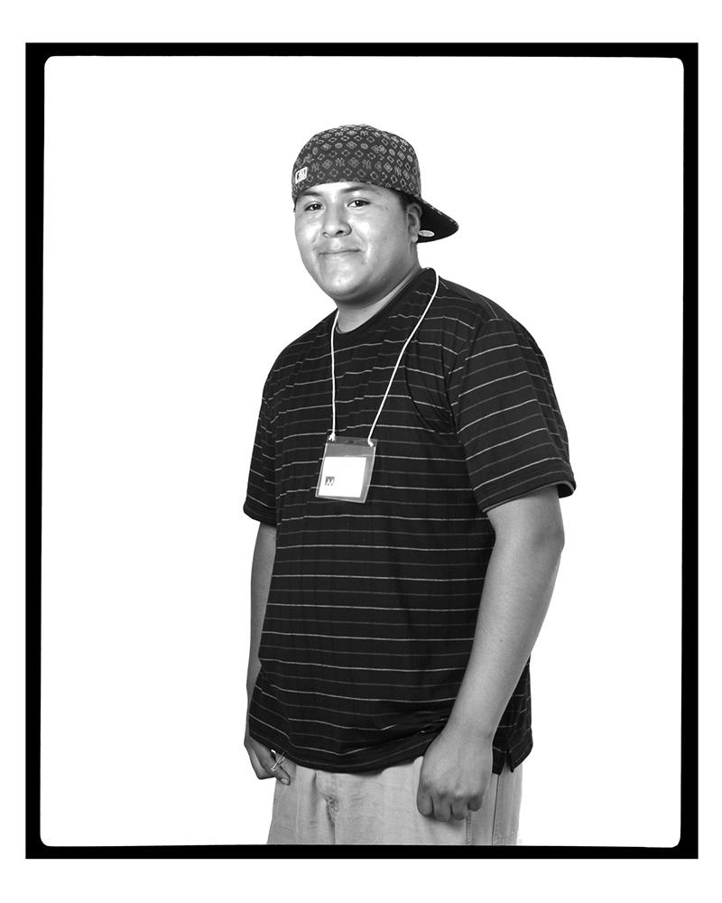 ISAIAH CALABAZA (Santa Fe, New Mexico, America, 2012)
