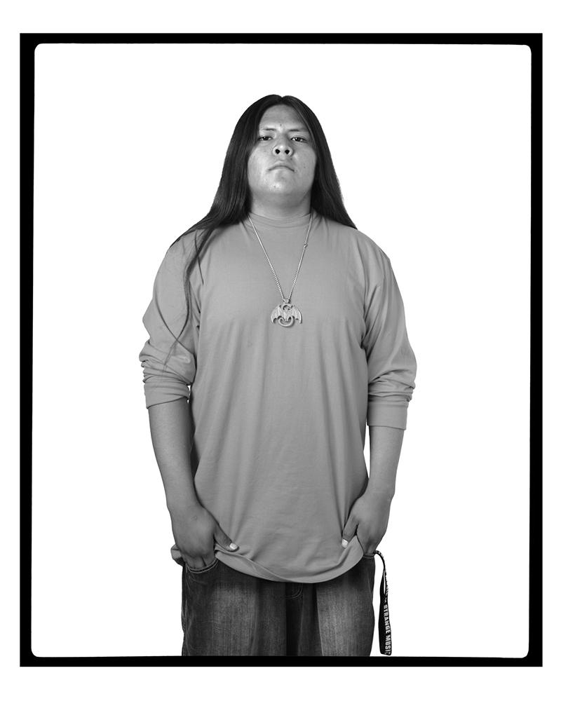 KAHLE WATHOGOMA (Santa Fe, New Mexico, USA, 2012)