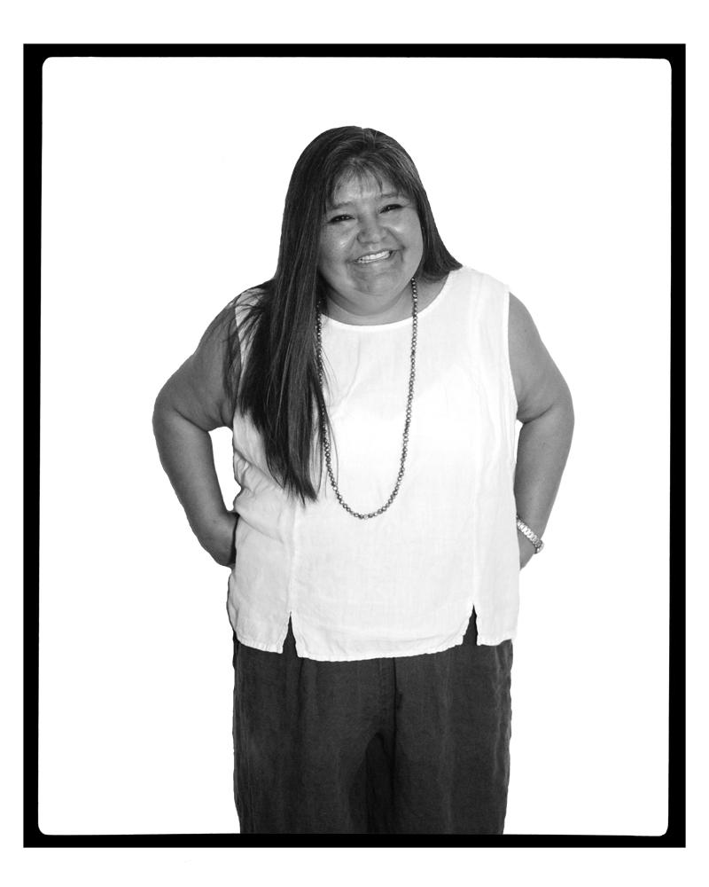 MELANIE YAZZIE (Boulder, Colorado, USA, 2010)