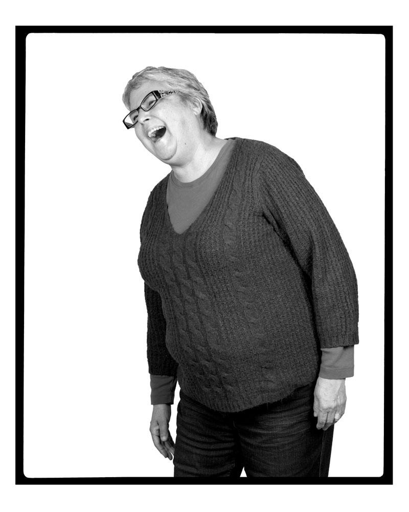 RUTH CUTHAND (Saskatoon, Saskatchewan, Canada, 2012)