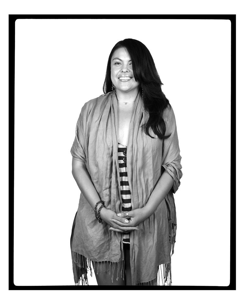 SARA MARIE ORTIZ (Santa Fe, New Mexico,USA, 2012)