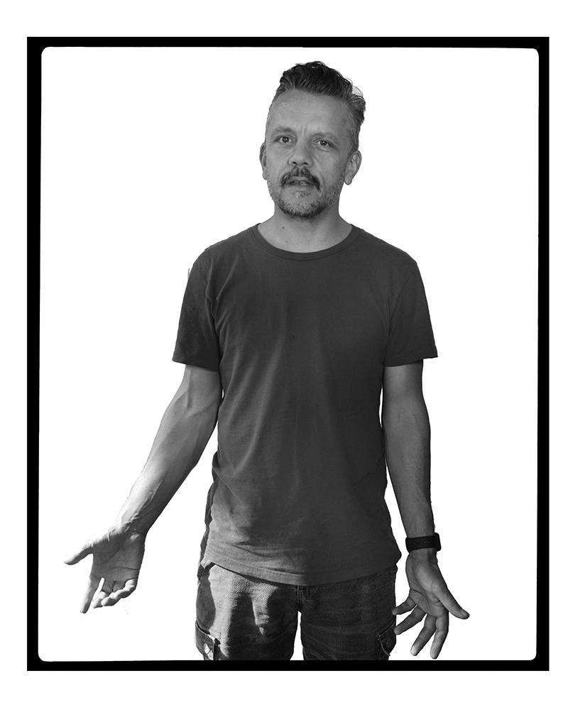 STEVEN RHALL (Melbourne, Australia, 2016)