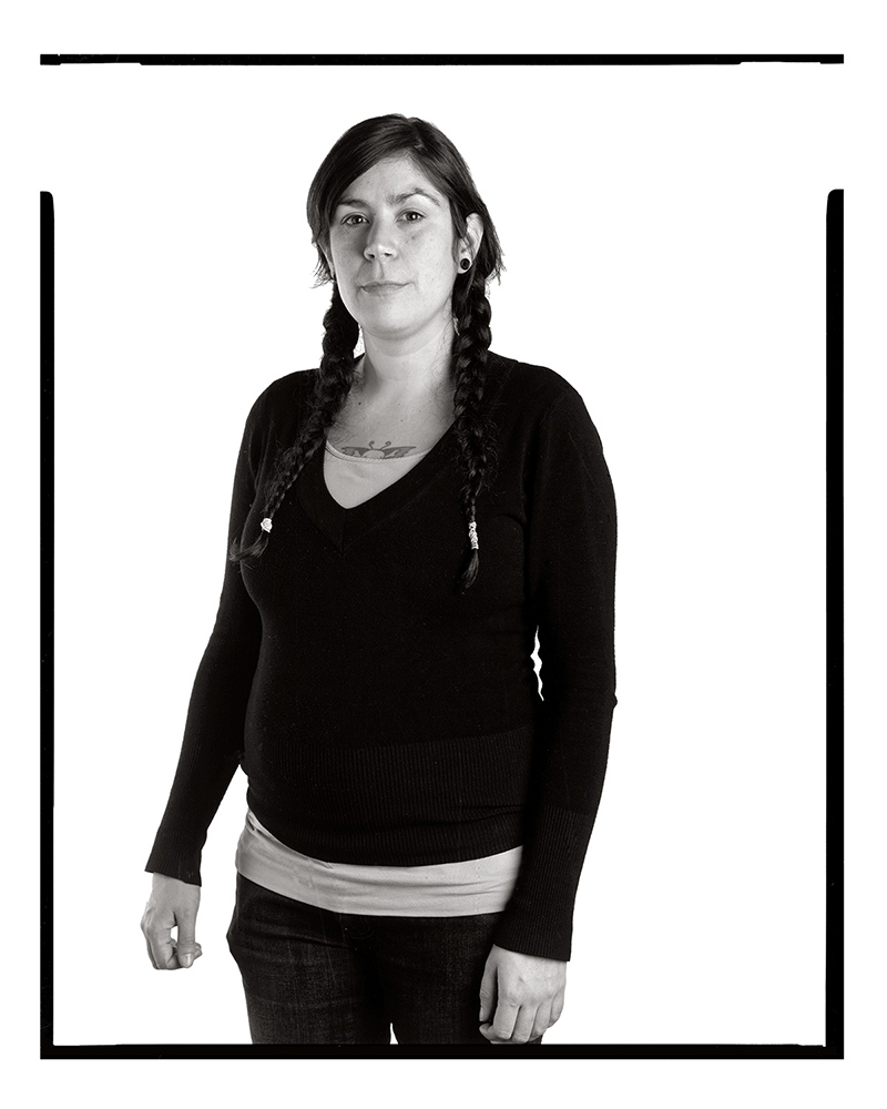 TANIA WILLARD (Banff, Alberta, Canada, 2008)