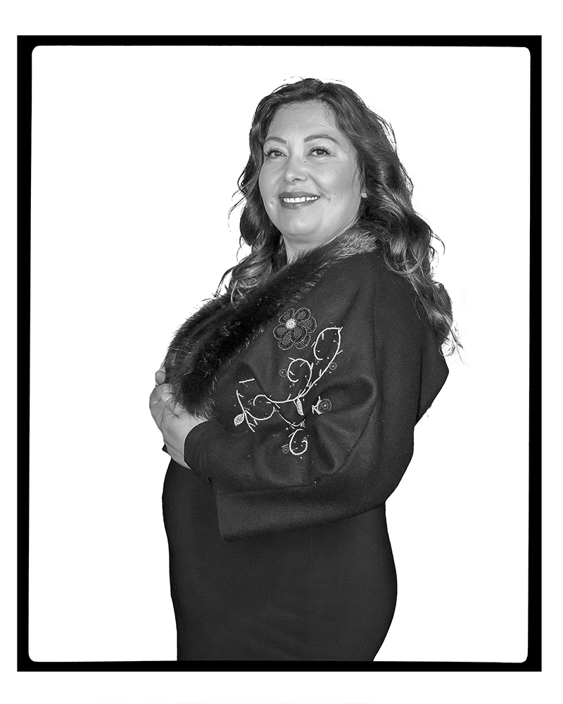 TISHNA MARLOWE (REVEAL Awards, Winnipeg, Manitoba, 2017)