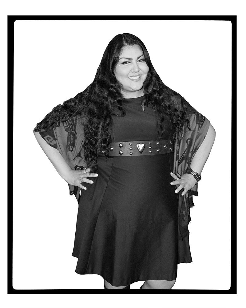 CHEYANNA KOOTENHAYOO (REVEAL Awards, Winnipeg, Manitoba, 2017)