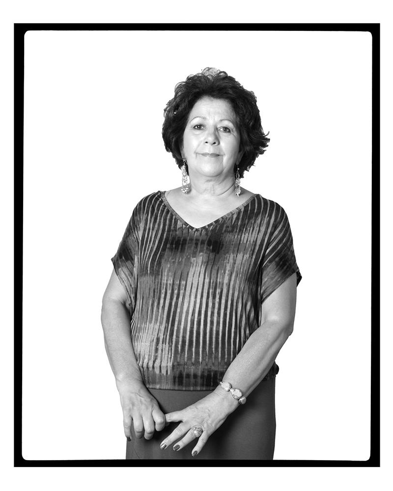 DOROTHY GRANDBOIS (Santa Fe, New Mexico, USA, 2012)