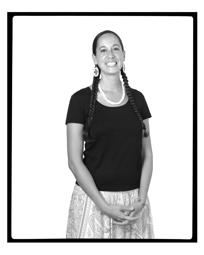DYANI WHITE HAWK (Santa Fe, New Mexico, USA, 2012)