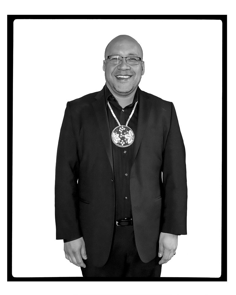 FRANK SHEBAGEGET (REVEAL Awards, Winnipeg, Manitoba, 2017)