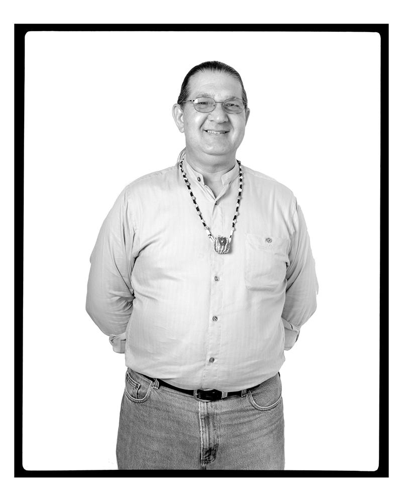HAYES A. LOCKLEAR (Santa Fe, New Mexico, USA, 2012)