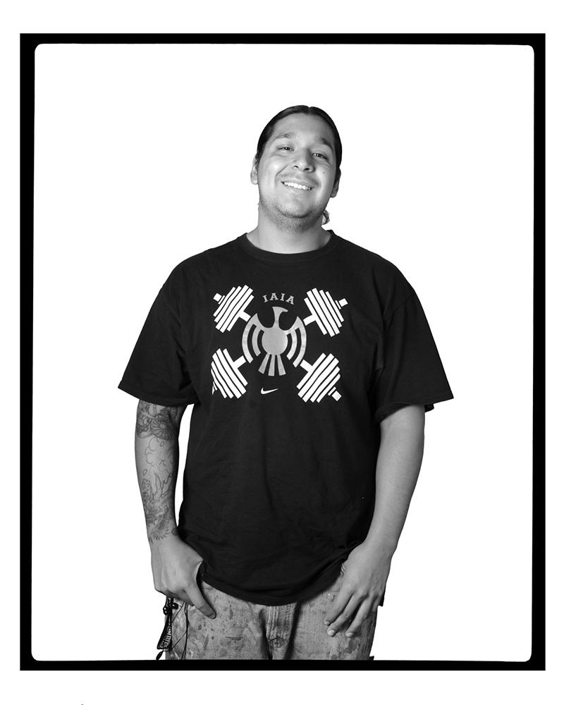 JAMES MCCLOUD (Santa Fe, New Mexico, USA, 2012)