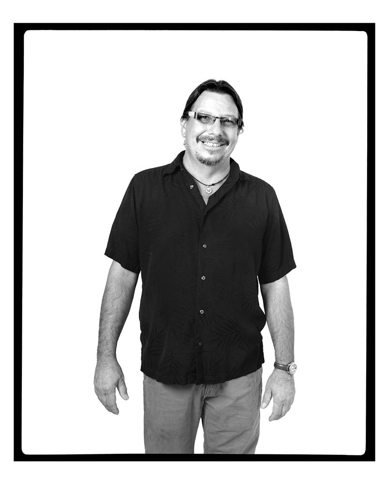 KEVIN POURIER (Santa Fe, New Mexico, USA, 2012)