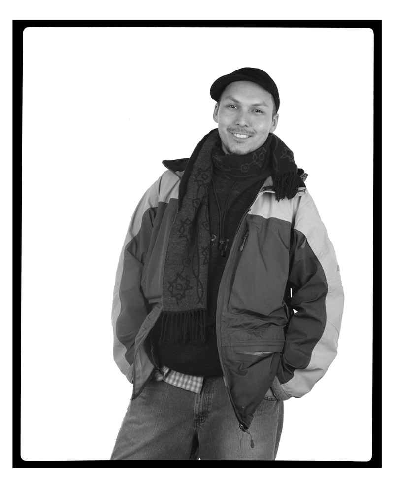 LUTHER ALEXANDER (Winnipeg, Manitoba, Canada, 2011)