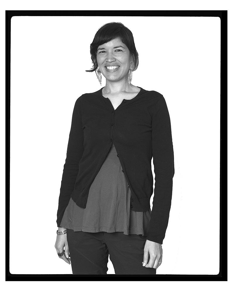 MARIA HUPFIELD (New York, New York, USA, 2010)