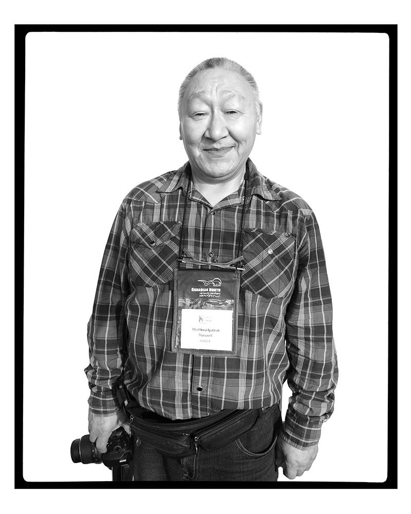 MATIUSI IYAITUK (Ottawa, Ontario, Canada, 2014)