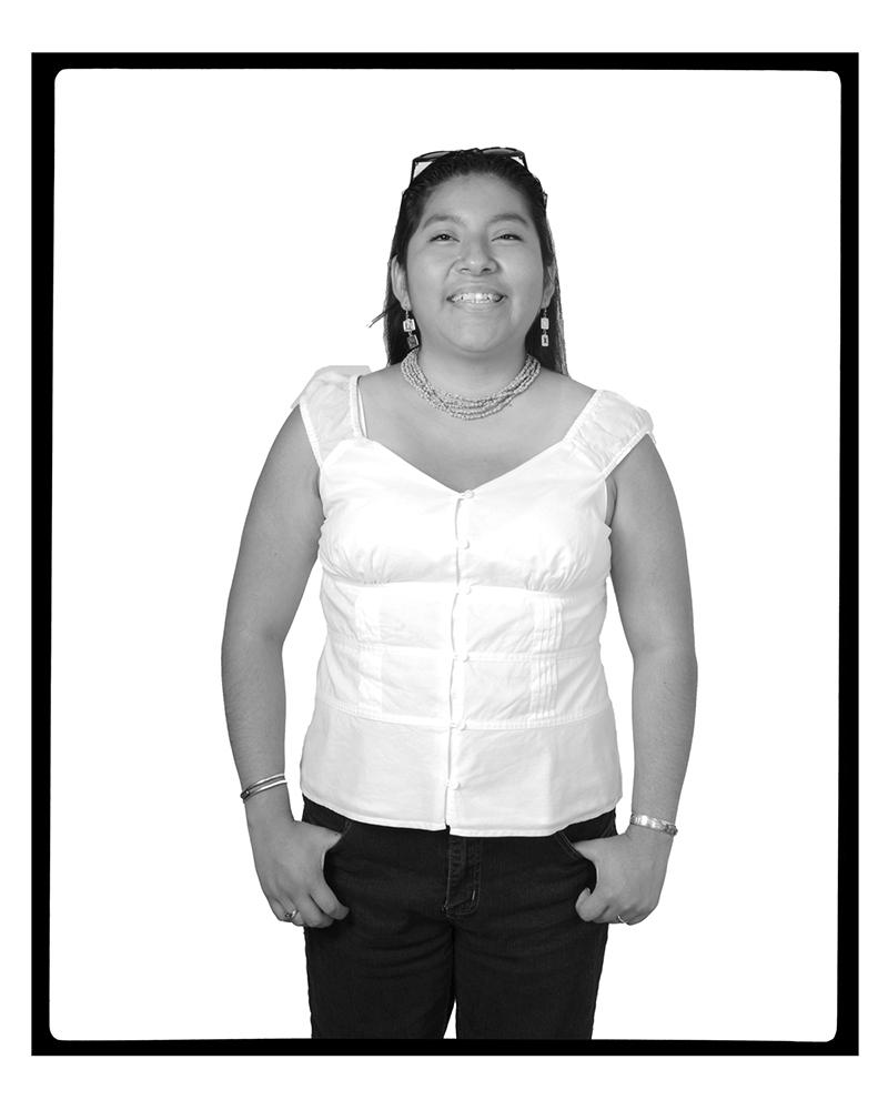 MEGAN DUWYENIE (Santa Fe, New Mexico, USA, 2012)