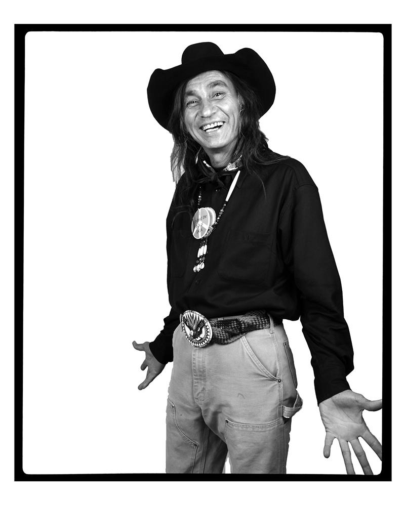 RICHARD RAY WHITMAN (Santa Fe, New Mexico, USA, 2012)