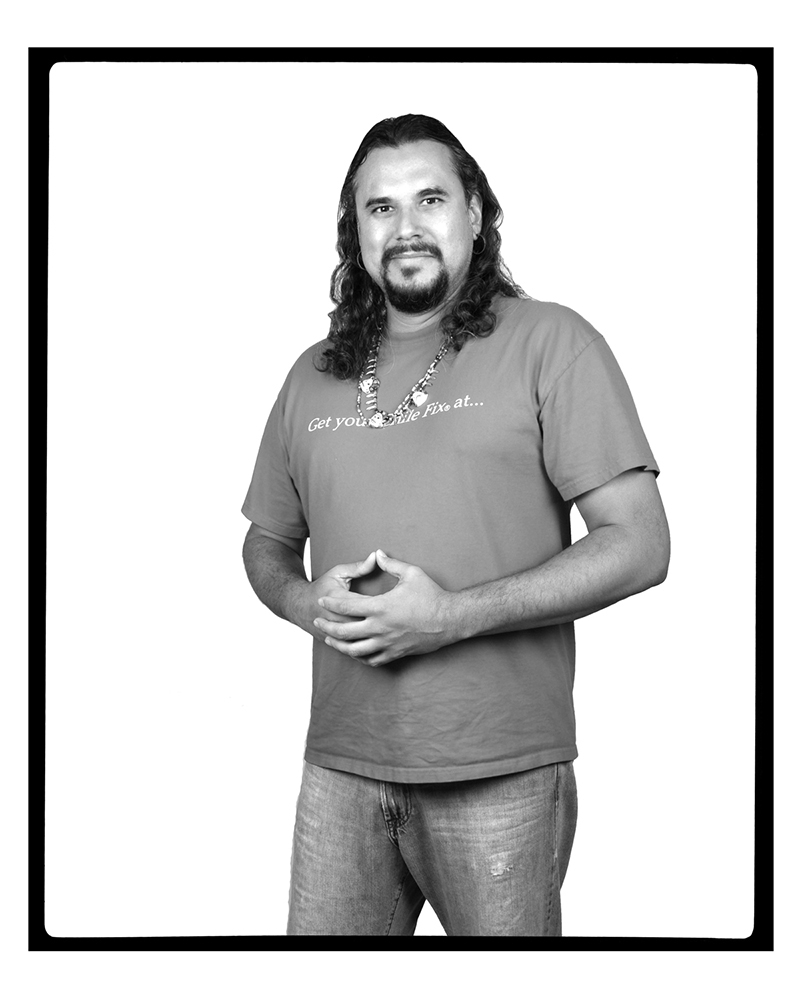 ROSS CHANEY (Santa Fe, New Mexico, USA, 2012)