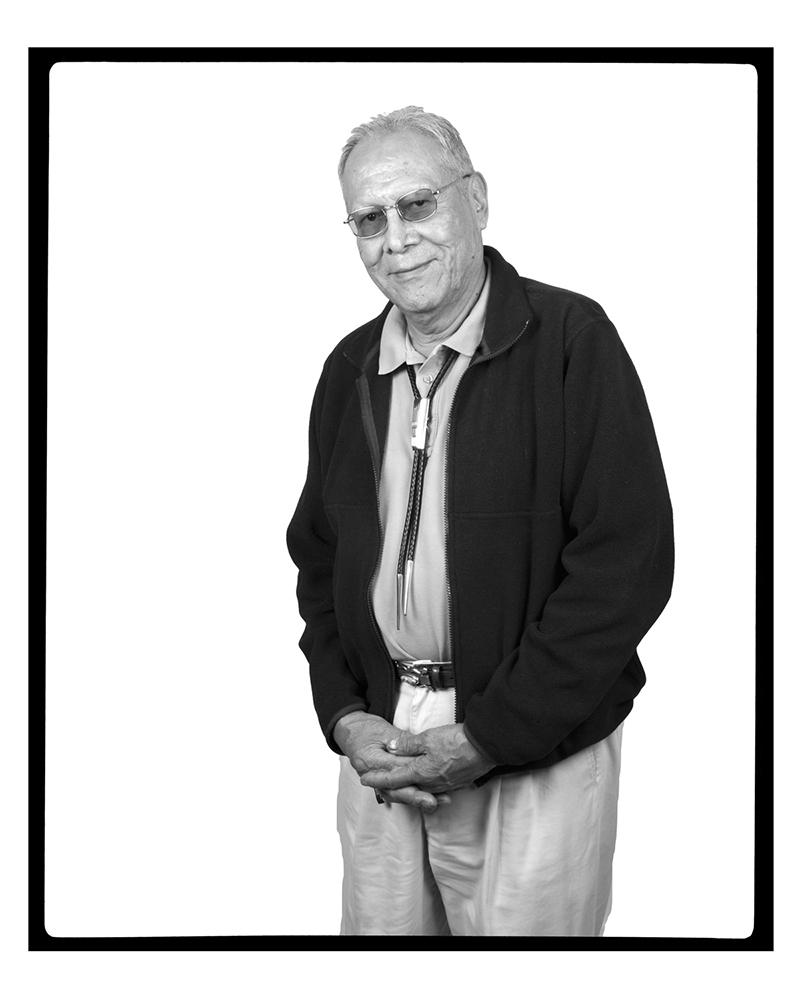 VICTOR P. BECK SR (Santa Fe, New Mexico, USA, 2012)