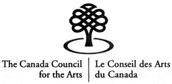 Logo for The Canada Council for the Arts