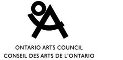 Logo for the Ontario Arts Council