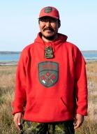 Operation NANOOK 2017: Ranger Sergeant Barnie Aggark (Chesterfield Inlet) 1st Canadian Ranger Patrol Group, Rankin Inlet, Nunavut