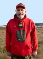 Operation NANOOK 2017: Ranger Herbert Scharer (Rankin Inlet) 1st Canadian Ranger Patrol Group, Rankin Inlet, Nunavut