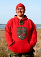 Operation NANOOK 2017: Ranger Kelly Kadjuk (Chesterfield Inlet) 1st Canadian Ranger Patrol Group, Rankin Inlet, Nunavut