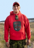 Operation NANOOK 2017: Ranger Sampson Kowmuk (Rankin Inlet) 1st Canadian Ranger Patrol Group, Rankin Inlet, Nunavut