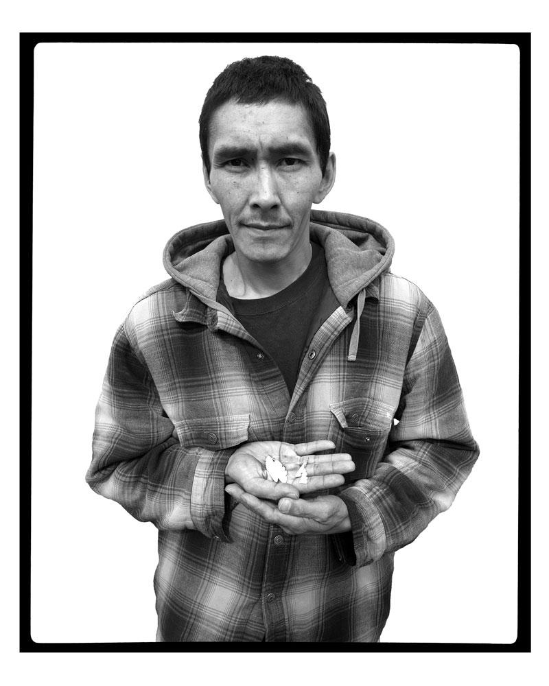 JOHNNY AUPILERJUK, Rankin Inlet, Nunavut, 2017