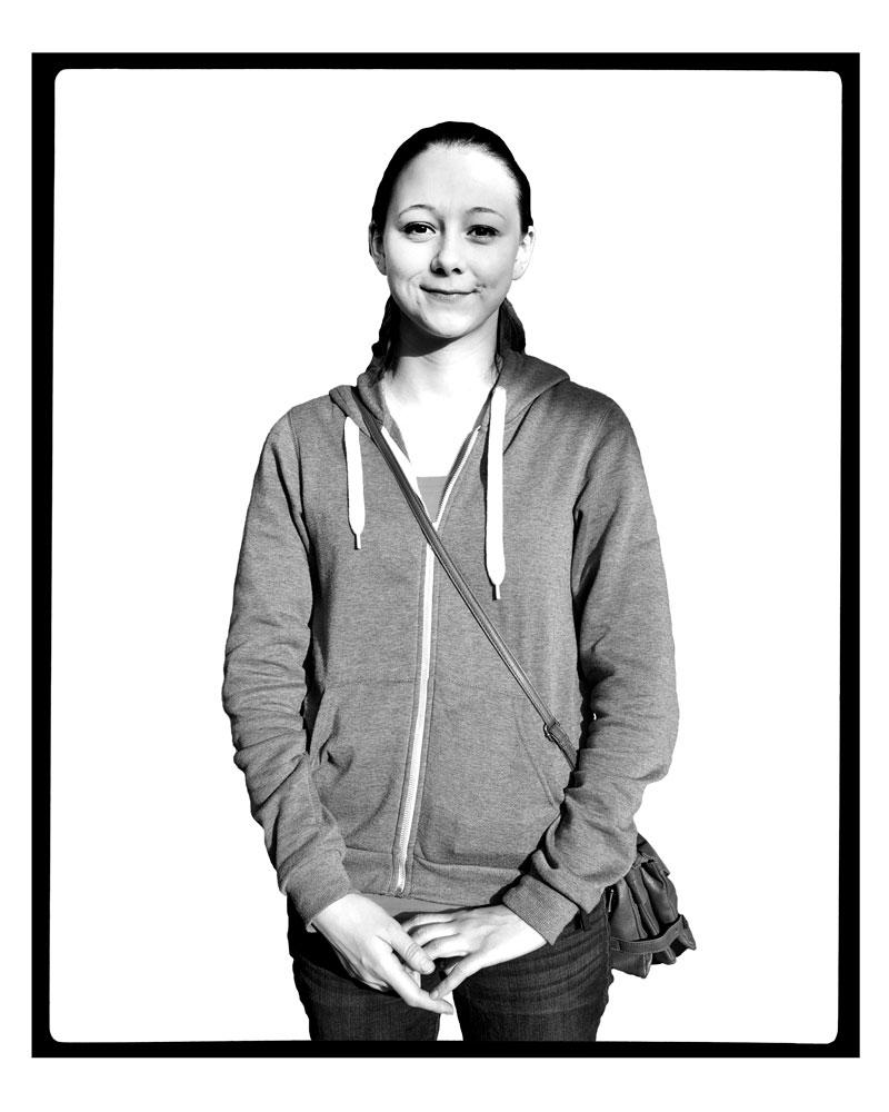 LAVINIA VAN HEUVELEN, Ottawa, Ontario, 2015