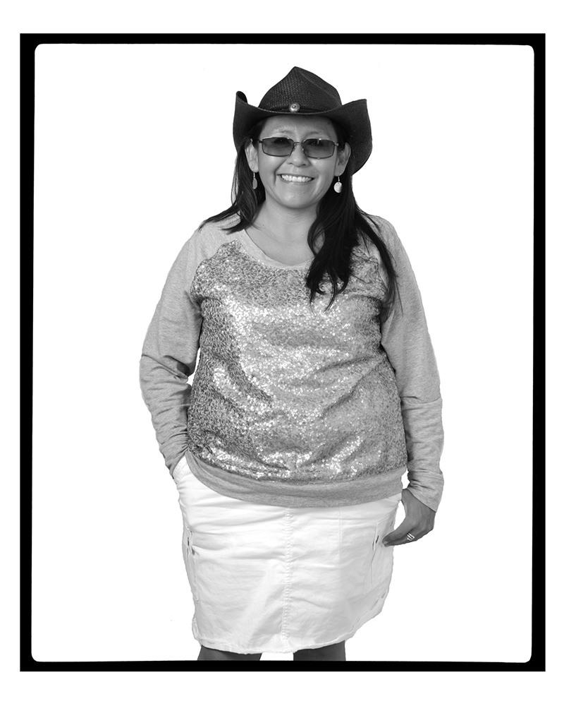 DINA VELARDE, Santa Fe, New Mexico, 2012