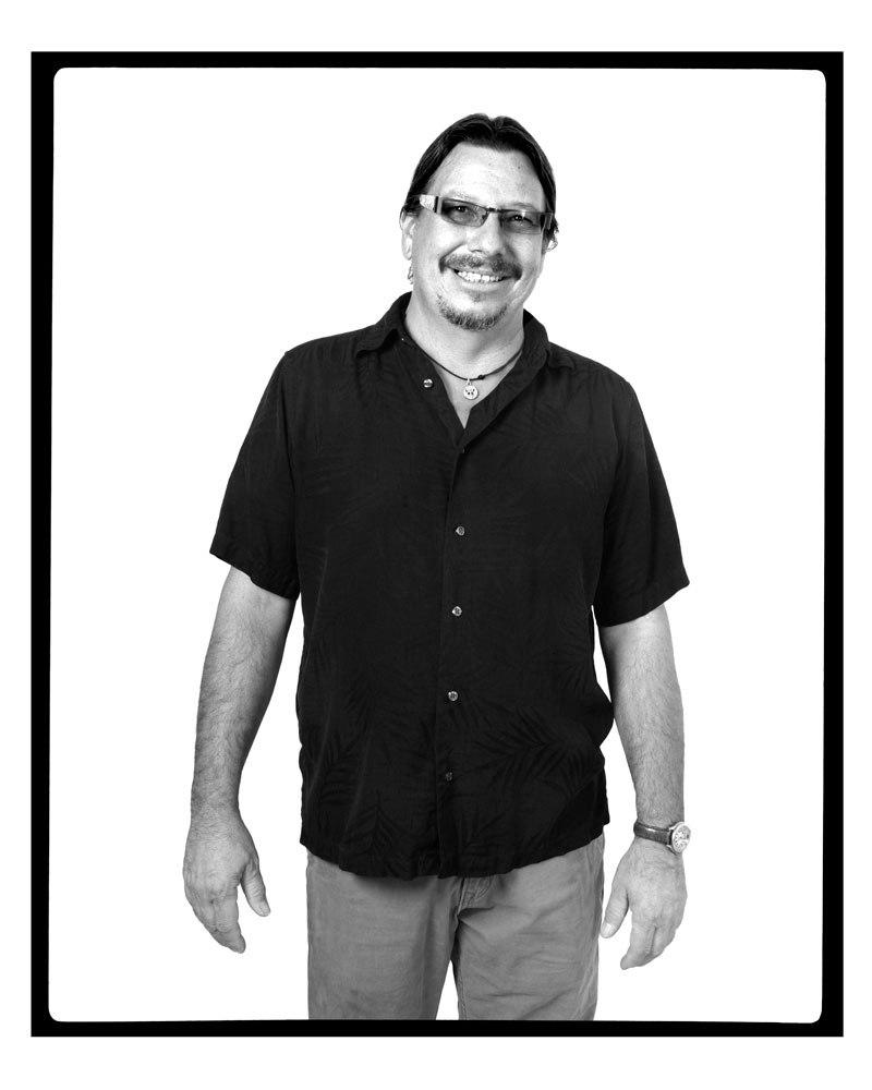 KEVIN POURIER, Santa Fe, New Mexico, 2012