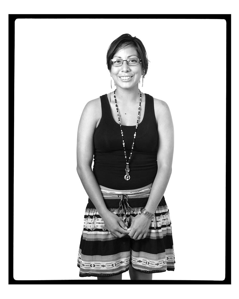 MONICA JEANNINE GUTIERREZ, Santa Fe, New Mexico, 2012