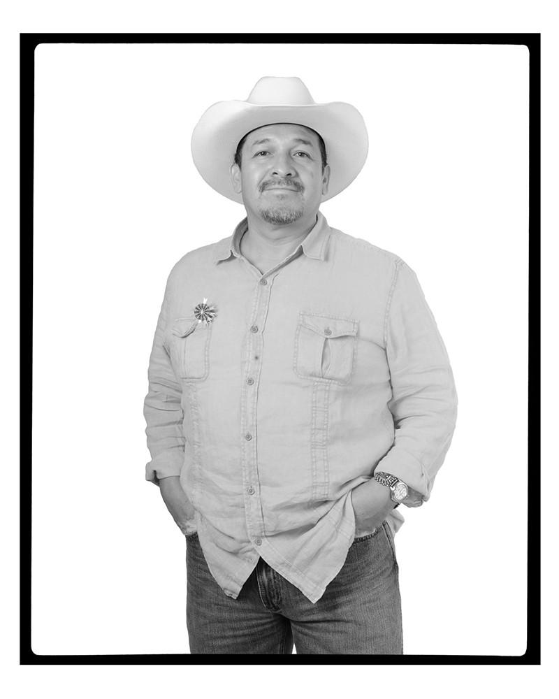 TONY TIGER, Santa Fe, New Mexico, 2012