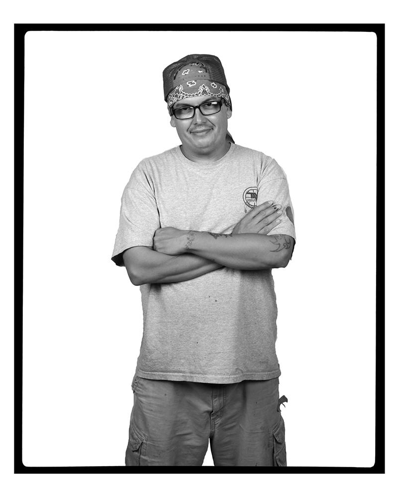 DANIEL MCCOY JR. (Santa Fe, New Mexico, USA, 2012)