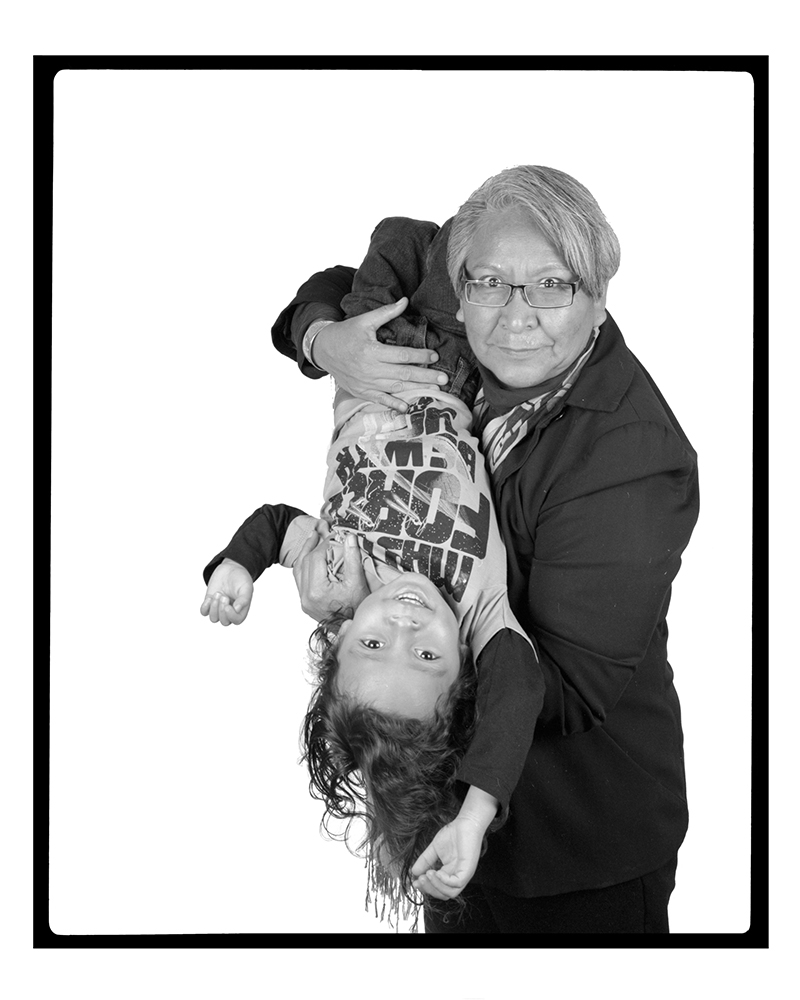 HULLEAH TSINHNAHJINNIE with AMARI, Ottawa, Ontario, 2008