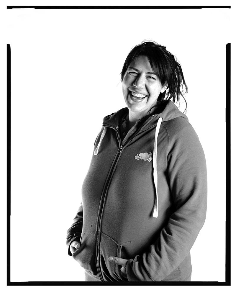 NADIA MYER, Banff, Alberta, 2008