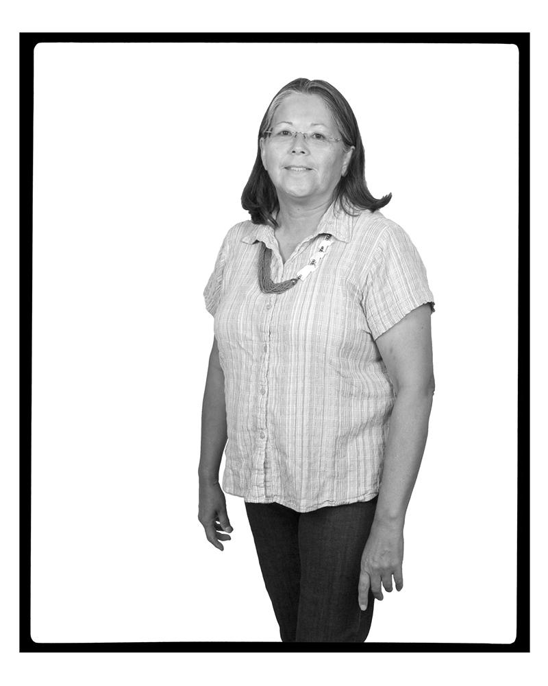 TERESA FIELDS, Santa Fe, New Mexico, 2012